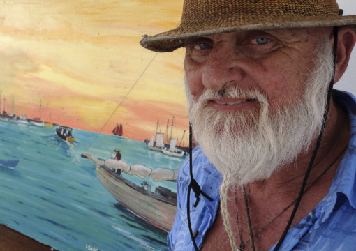 key west art stroll