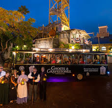 ghost and trolley tour