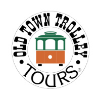 old town trolley logo