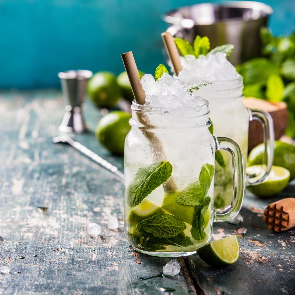 Key West Rum Mojito